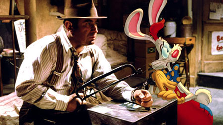 """Who Framed Roger Rabbit?"""