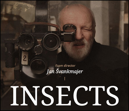 Svankmajer-insects
