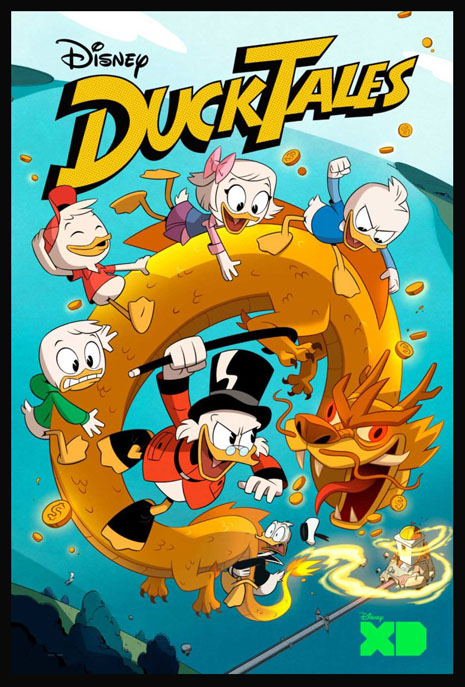 disney�s �ducktales� debuts august 12th � main title