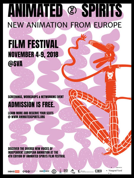Animated Spirits Film Festival Returns To New York With New