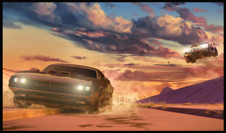 Executive Producers Tim Hedrick And Bret Haaland Fast And The Furious Spy Racers Animation Scoop