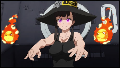 Anime Review Fire Force Animation Scoop Fire walls and balls, fires, torches, flame blowers and more. animation scoop